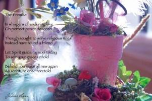 A Painter's Bouquet by JoDee Luna