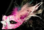 Butterlies Mask by Elya Filler and JoDee Luna