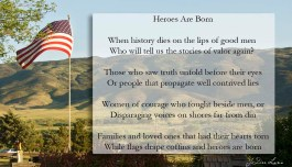 Heroes Are Born by JoDee Luna