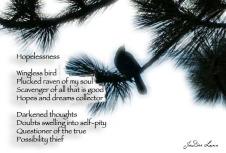 Hopelessness by JoDee Luna
