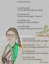 I've Met the Wind by JoDee Luna