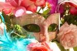 Mixed Media Mask Created by JoDee Luna