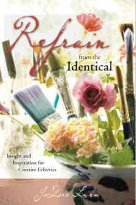 Refrain from the Identical Front Cover