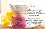 Tea Time by JoDee Luna