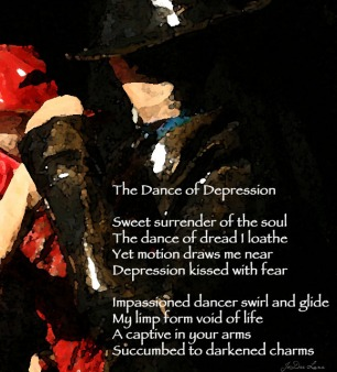 The Dance of Depression by JoDee Luna