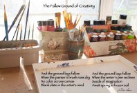 The Fallow Ground of Creativity by JoDee Luna