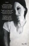 The Muse of Memoir, Charcoal by Elya Filler, Poem by JoDee Luna