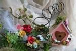Spring Bird House