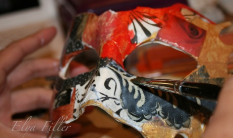 Elya Painting Mask