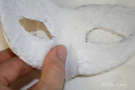 mask plaster cloth mold2