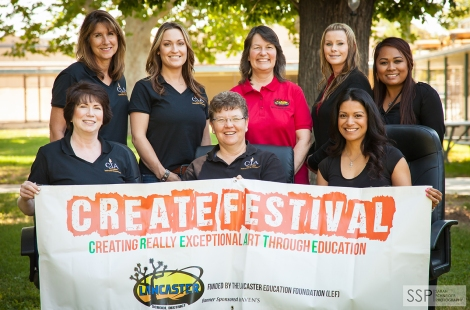CREATE Festival CIA Staff Photo