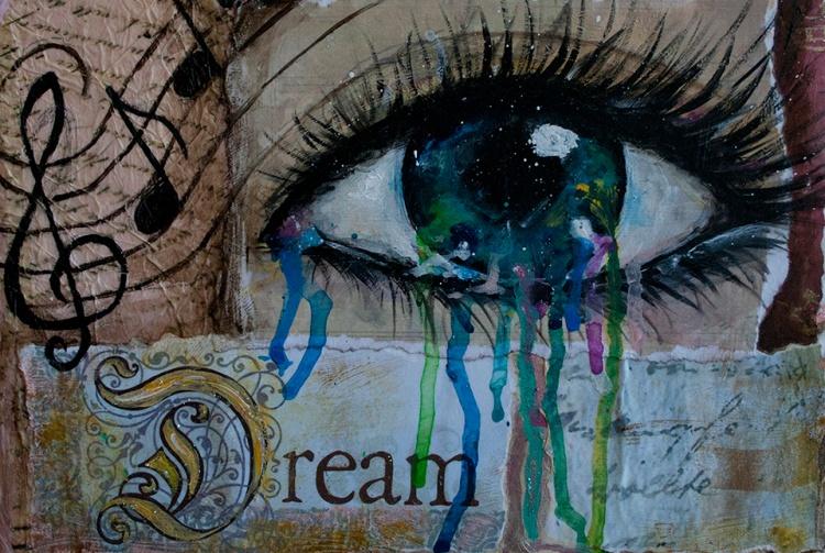 Dream Eye by JoDee Luna