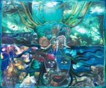 """When life forces you to swim in the deep, look for God's """"Underwater Enchantment."""""""